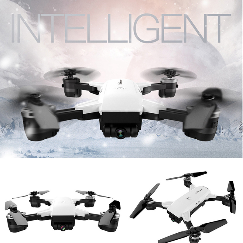 Quadcopter  Drohne YH-19HW Wifi FPV 0.3MP Camera Foldable 2.4G 6-Axis Selfie Quadcopter Drone Toys Z119 jjr c jjrc h43wh h43 selfie elfie wifi fpv with hd camera altitude hold headless mode foldable arm rc quadcopter drone h37 mini