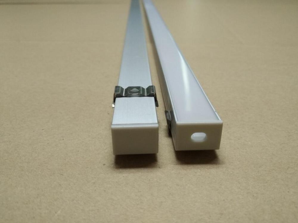 Gratis verzending LED aluminium kanalen PROFIEL Slim Line montage - LED-Verlichting