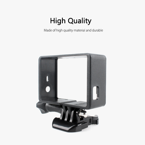 Image 2 - Vamson for Go pro Accessories Standard Protective Plus Frame Tripod Mount Base Screw for GoPro Hero 4 3+ 3 Camera VP613