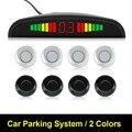 Backup Radar Monitor System Car LED Parking Sensor Assistance Reverse Backlight Display+4 Sensors