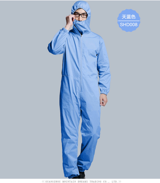 New style electromagnetic protection radiation shield work clothing