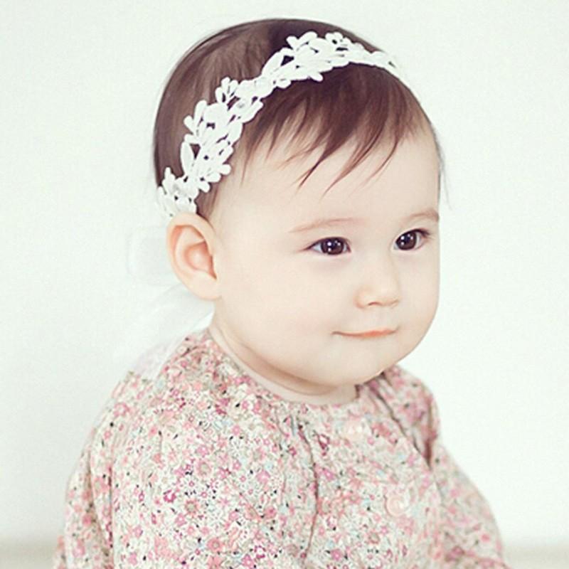 Pearl bandeau-Belle Femme Filles Alice Cheveux Tête Bande Accessoires-Rose Bébé