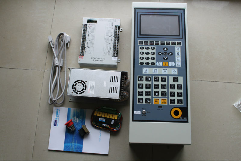 Porcheson PS860AM +KC118 Controller / Computer / Control System  For Plastic Injection Molding Machine