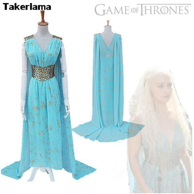 Takerlama Halloween Game Of Thrones Cosplay Daenerys Targaryen Qarth