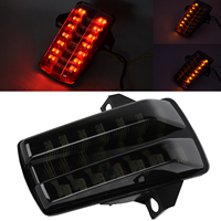 High Quality Motorcycle Smoke LED Tail Integrated Light Signal Lamp For Suzuki SV 650 SV 1000
