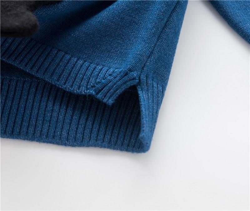 Moda uşaq kazak payız qış isti oğlanlar trikotaj tursweaters - Uşaq geyimləri - Fotoqrafiya 6
