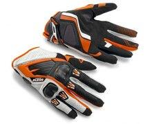 Бесплатная доставка мотоцикла KTM RACE COMP ПЕРЧАТКИ Кросс Мотоцикл Rcing Ралли Перчатки Мотокросс, Эндуро Кожа MX ATV Off Road Перчатки