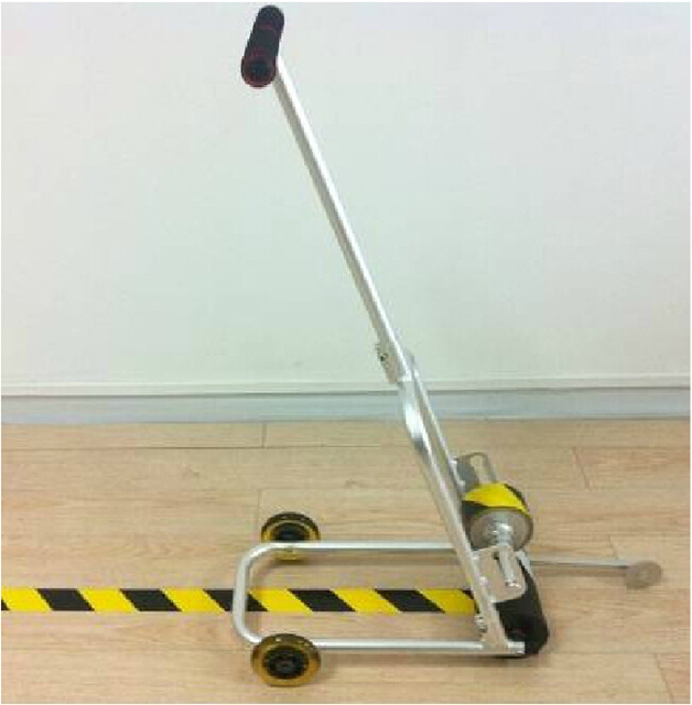 aliexpress : buy handpush floor marking tape applicator