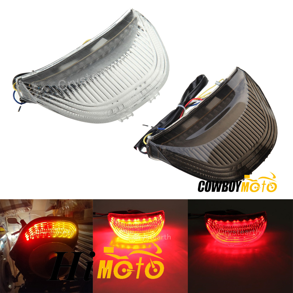Rear Tail Light Brake Turn Signal Integrated LED Taillight For Honda CBR600RR CBR 600 RR 2003 2004 2005 2006 CBR1000RR 2004-2007