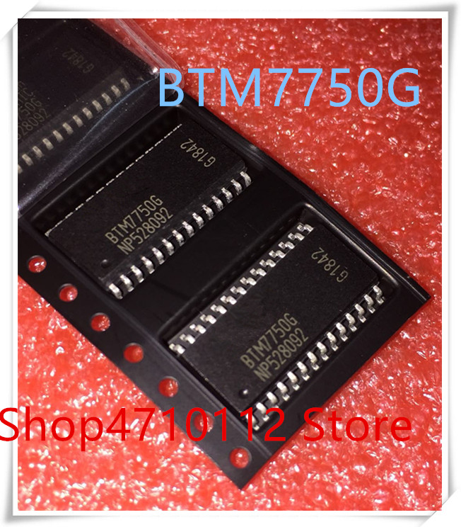 NEW 10PCS LOT BTM7750G BTM7750 SOP 28 IC