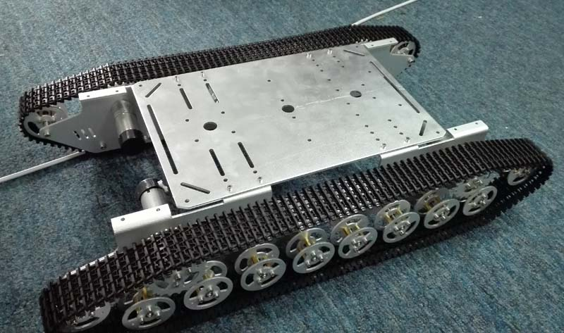 Vehicle Chassis Euro 4wd