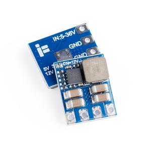 Image 4 - 4 adet/grup iFlight mikro 2 8S BEC 5V/12V çıkış/Step down regülatörü modülü RC FPV yarış Drone PS Matek sistemleri mikro BEC