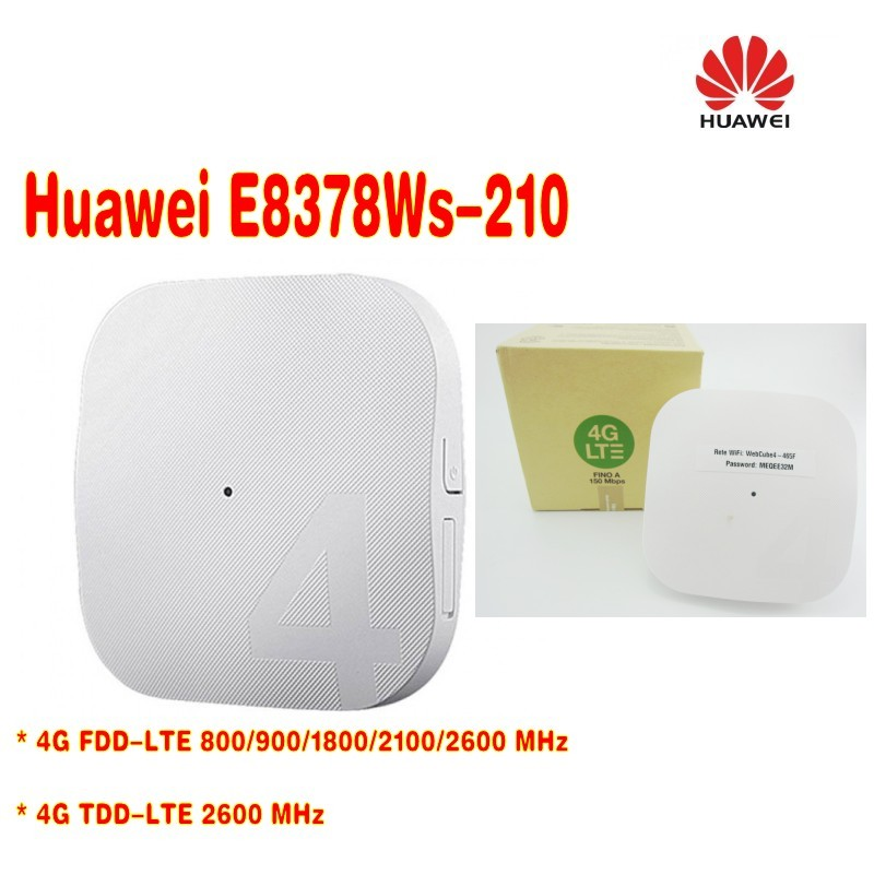 Лот из 10 шт. webcube4 Huawei e8378 4 г Wi-Fi роутера