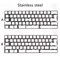 Alu Plate Dz60 Plate For DIY Mechanical Keyboard
