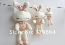 130cm big size Wholesale and retails plush toys rabbit soft toys stuffed toys Christmas gift factory supply freeshipping