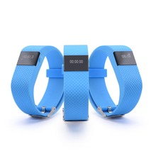 Heart Rate Monitor Smart Band Sport Waterproof Wristband Health Passometer Fitness Tracker for iPhone 5S / 5C / 5 / 4S / 4 / 3G