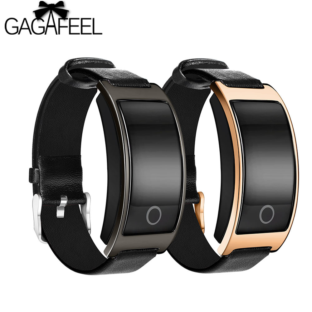 GAGAFEEL Sport Smart Watches for IOS iphone Android Heart Rate Monitor Smart Bracelet Men's Women's Fitness Tracker Clock a16 bluetooth 4 0 smart bracelet heart rate monitor sport fitness tracker call reminder for android ios black