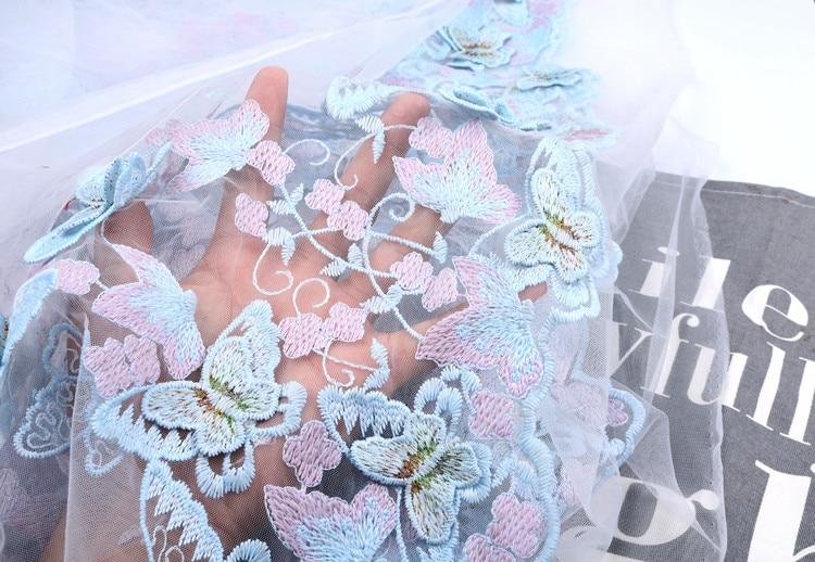 CRYSTAL JIANG 2018 Sweetheart Off Shoulder Butterfly Høj kvalitet - Særlige occasion kjoler - Foto 3