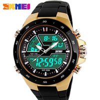 Readeel Men Sports Watches Waterproof Fashion Casual Quartz Watch Digital Analog Military Multifunctional Men S Sports