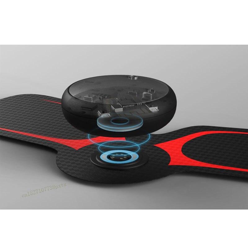 Xiaomi LF Massage à quatre roues motrices autocollant magique masseur électrique intelligent corps détendre le travail musculaire avec l'application Mijia - 5