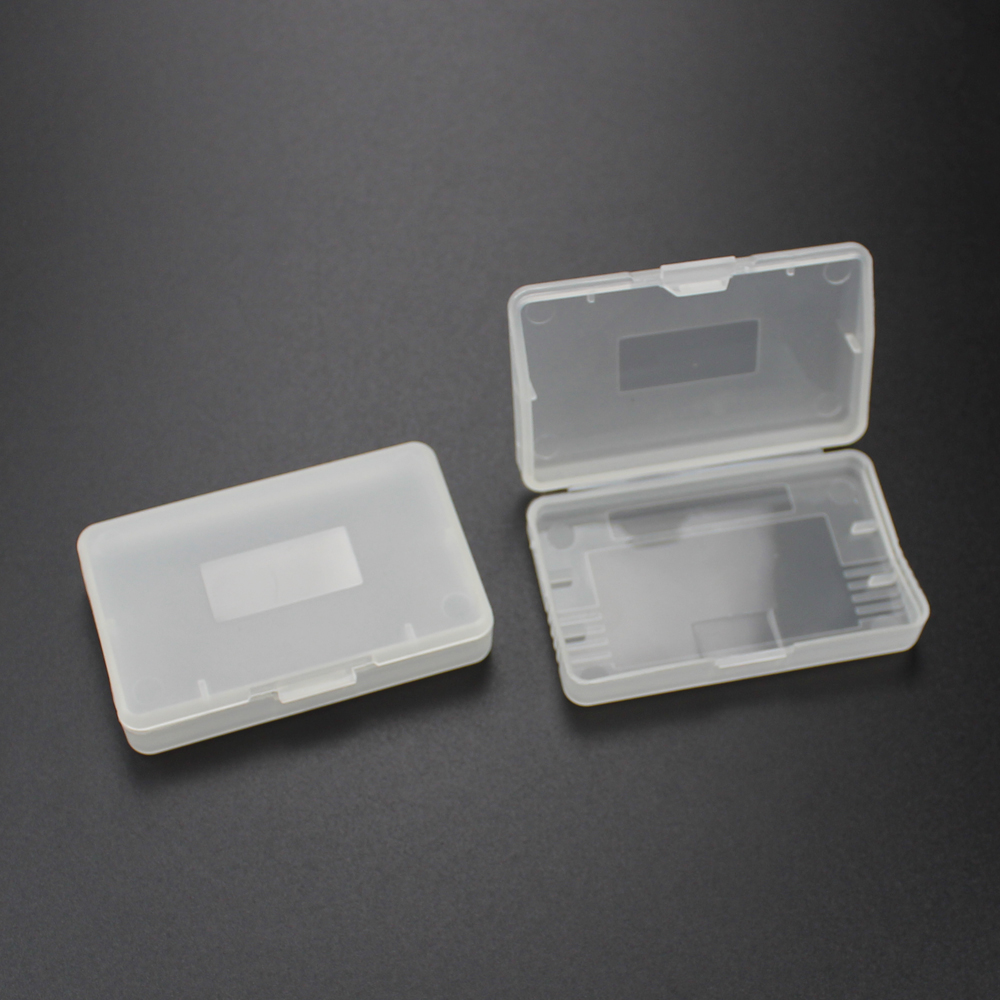 Image 4 - 1pc Game Cartridge Plastic Cases Game Cards Storage Box For Nintendo GameBoy For Pocket GBA GBC GBP Protector Holder Cover Shell-in Replacement Parts & Accessories from Consumer Electronics