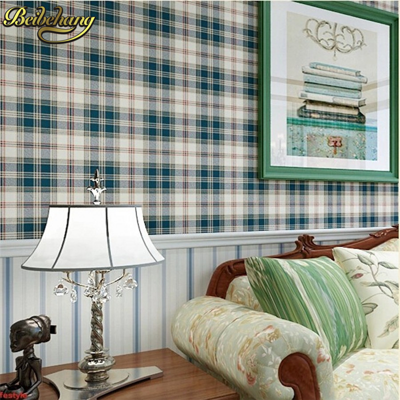 beibehang papel de parede 3d wallpaper for walls Modern for Bathroom Home Decoration Plaid 3D mural Plain paper Wall Paper roll beibehang wallpaper for walls 3d deep embossed pvc mural wall paper papel de parede tapete bedroom home decoration contact paper