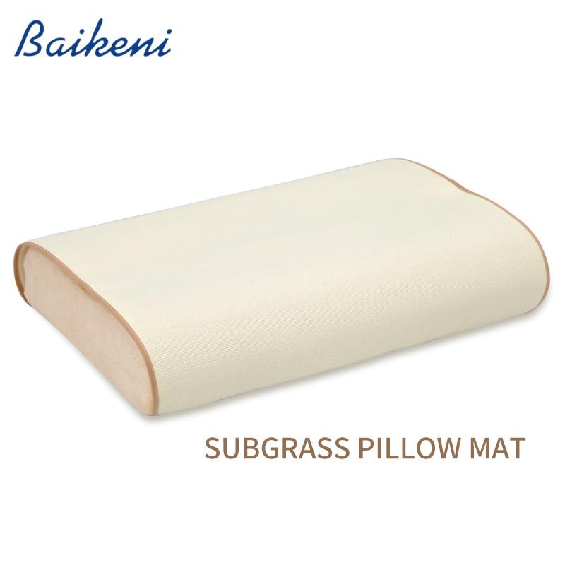 Breathable Linen Pillowcase Cool Pillow Cover Sleeping Cooling Pillow Mat Bedding Pillow Towel