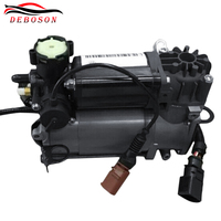 Free shipping Airmatic Air Suspension Springs Compressor Pump for Audi A6 C5 Allroad Quattro 4B Shock Absorber parts 2001 2005