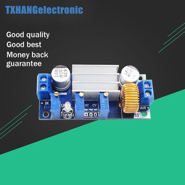 XL4005 5A CC CV Buck Step-down Power Supply Module Lithium Charger