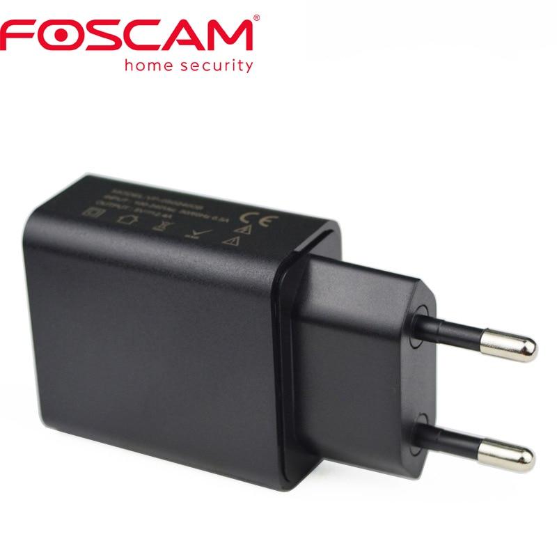 Foscam Original 5V 1000mA Power Supply For C1 C2M C2E C2 C1 LITE Security IP Cameras