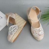 Bohemia Lace Women Sandals