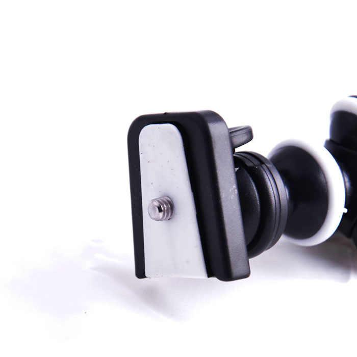 タコミニ三脚マウントスタンド携帯電話の Gopro ヒーロー 7 6 5 4 3 + セッション SJcam Xiaomi 李 1 2 4 k アクションカメラアクセサリー