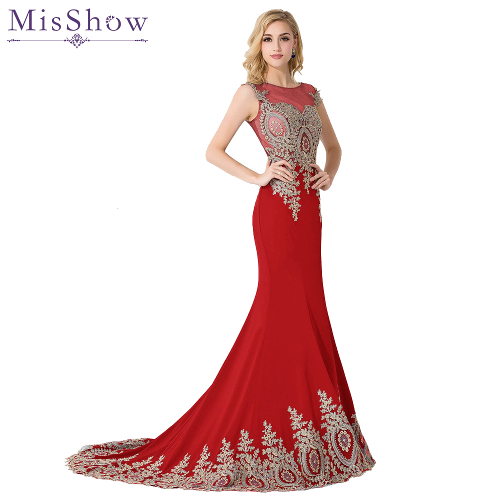 vestido de festa 2018   Prom     dresses   Long Mermaid   Dresses   Gold Appliques Royal Blue Kaftan Dubai   dress   Evening Party   Prom     Dress