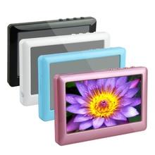 16 ГБ классический 4,3 дюймов Сенсорный экран MP3 MP4 MP5 плеер Цифровой Видео Медиа fm-радио ТВ из Поддержка карты памяти до 32 г