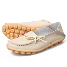 16 Colors Women Flat Shoes Slip On Woman Loafers Plus Size Women's Fashion Casual Shoes Moccasins Female Footwear 2017 QT179