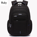 Новый 2016 Высокая Емкость Мужчины Бизнес Король Рюкзаки Высокий Класс Мода Студенты Ранцы Ноутбук Сумка Мужчин Случайные Путешествия рюкзак