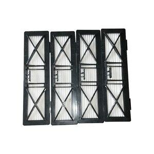 Image 4 - 4 adet elektrikli süpürge filtreleri HEPA filtre Neato Botvac bağlı D3 D5 D7 ve Botvac D serisi D75 D80 d85 ve tüm 70e 75 80 85 filtre