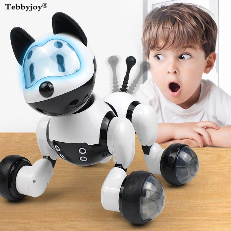 Animale drăguțe RC inteligente Robot inteligent Control vocal - Învățare și educație
