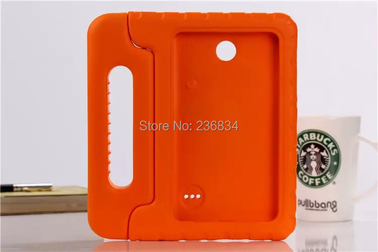 T330 Tablet Case for Samsung Galaxy Tab 4 8.0 EVA 3D Foam silicone Handle stand case cover For Galaxy Tab 4 8.0 T330 Case