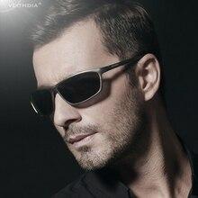 Новое поступление, солнцезащитные очки для мужчин, поляризационные линзы, VEITHDIA, солнцезащитные очки, фирменный дизайн, очки gafas oculos de sol masculino 6520