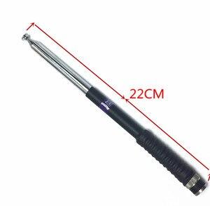 Image 2 - EP1020 pull rod black VHF 136 174MHZ for ICOM V8 V85 V82 for kenwood TK200 TK100 radios