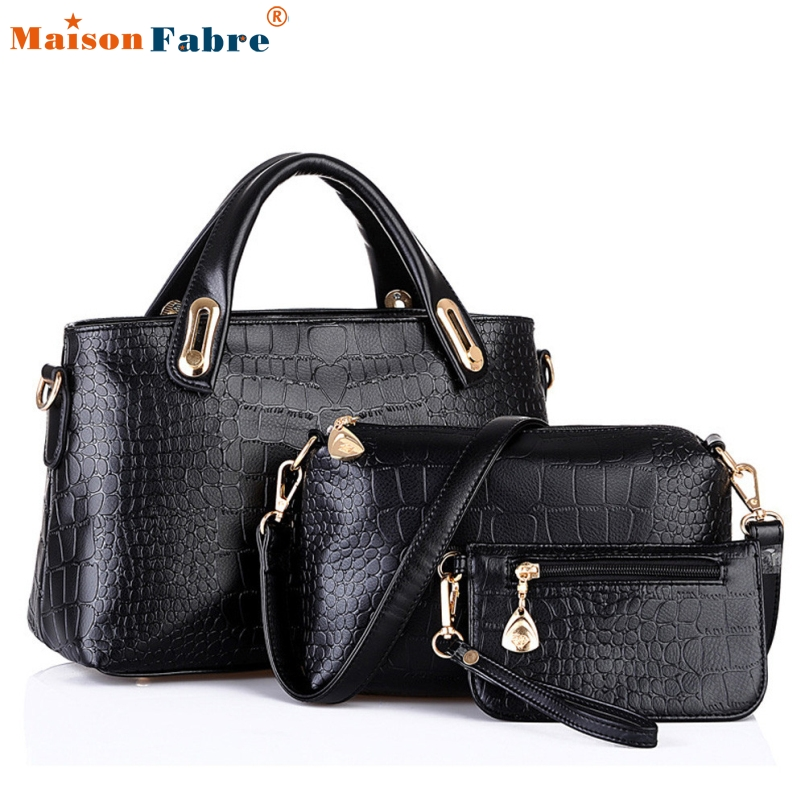 New FashionFashion Women Leather Shoulder Purse Bag Famous Designers Brand Handbag Luxury Brand Shoulder Messenger Bags