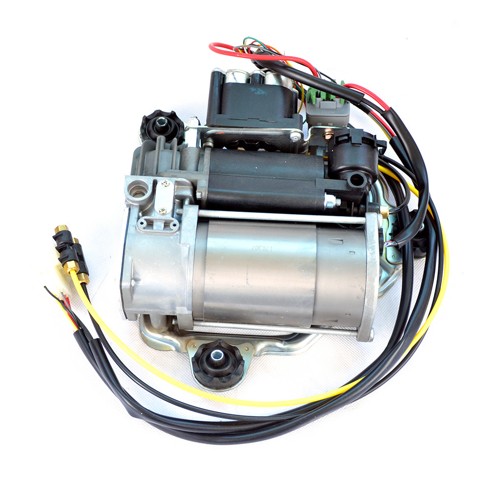 Air Suspension Air Compressor Pump For BMW <font><b>X5</b></font> <font><b>E53</b></font> 2000 2001 2002 2003 <font><b>2004</b></font> 2005 2006 37226787617 image