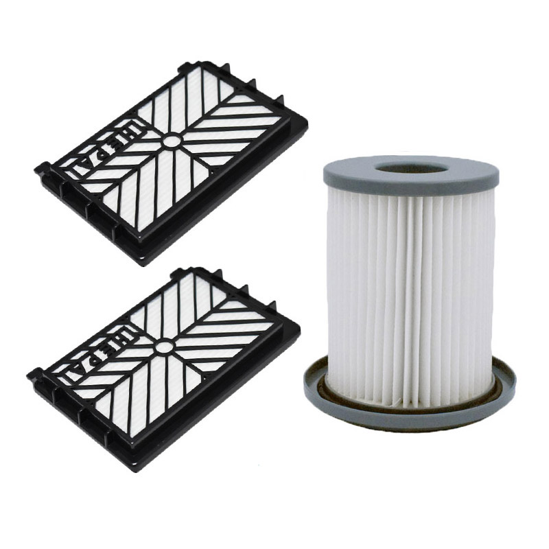 Vacuum Cleaner HEPA Filter Replacement Kit for Philips FC8720 FC8724 FC8732 FC8734 FC8736 FC8738 FC8740 FC8748Vacuum Cleaner HEPA Filter Replacement Kit for Philips FC8720 FC8724 FC8732 FC8734 FC8736 FC8738 FC8740 FC8748