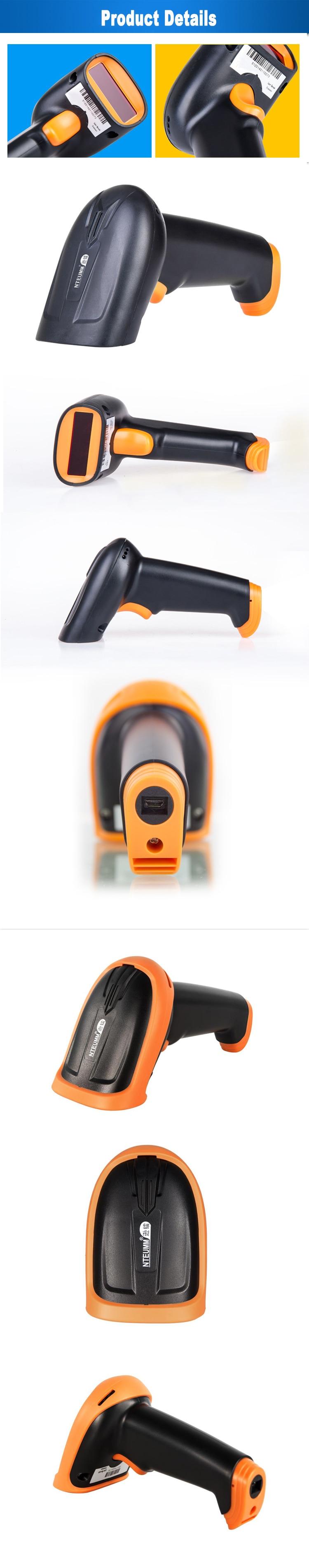 Fio 2.4G Barcode Scanner A Laser com