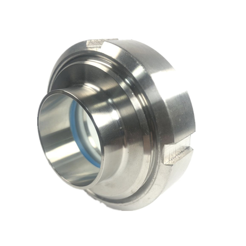 1-1/4-4(32-102mm) Sanitary Sight Glass Stainless Steel SS316 Circular Viewing1-1/4-4(32-102mm) Sanitary Sight Glass Stainless Steel SS316 Circular Viewing
