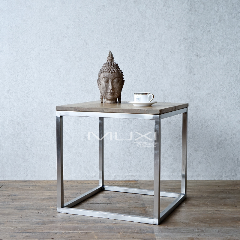 Perfect 30 Off Clearance Magazines Office Furniture Living Room Stainless Steel  Modern Minimalist Wild Oak Coffee Table