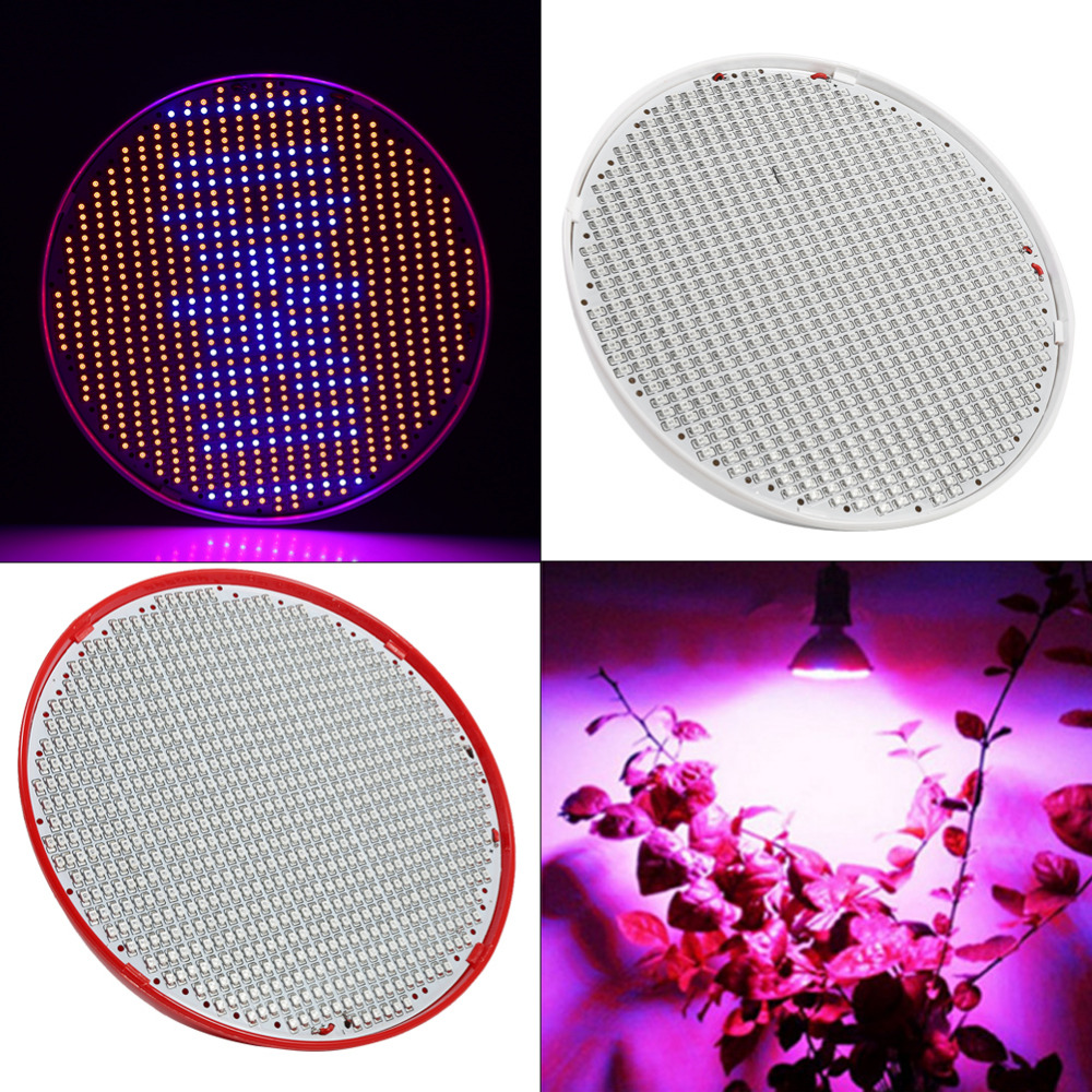 80W Red Blue LED Plant Grow Light Lamps E27 SMD3528 AC85 265V LED Hydroponics Lamps For
