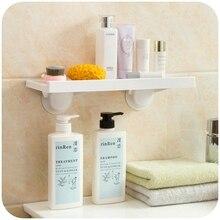 Bathroom Toiletries word separators racks, kitchen powerful suction wall rack storage rack