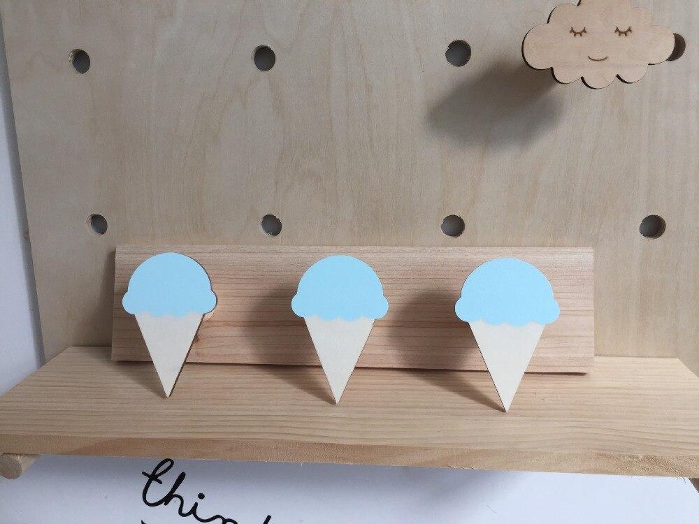 Diy Kamer Decoratie : Ijs rack haak board creatieve hoed kleding muur deur opknoping diy